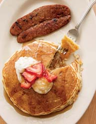 big bad breakfast pancakes