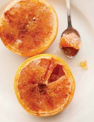 big bad breakfast caramelized grapefruit