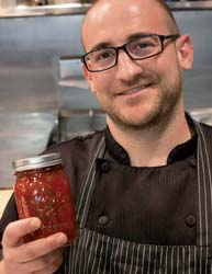 Satterfield's chef patrick horn pepper jelly