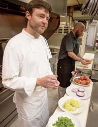 dryron's lowcountry chef randall baldwin chef scott cohen