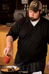 iron city grill chef william rogers