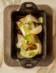 ovenbird warm pear salad