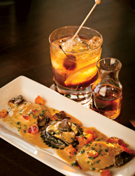 seasons 52 lobster ravioli