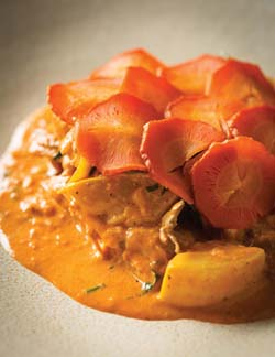 bellini's duck stew