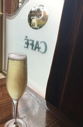 Chez Fonfon Champagne by the glass