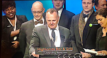 highlands bar and grill james beard outstanding restaurant