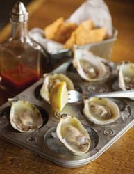 5 point public house oyster bar oysters