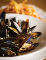 5 point mussels