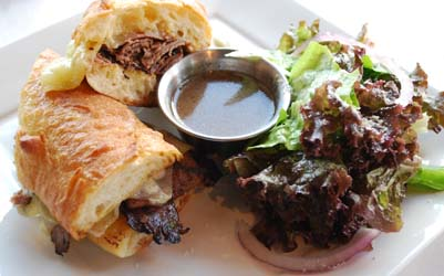 French Dip - Primeaux Cheese and Vino Photo