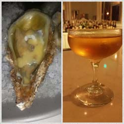 Oyster and Champagne - Gallery Bar 1930 Photo