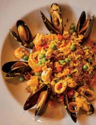 Paella - Iron City Grill Photo
