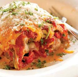 Lasagna of the Day - The Silvertron Cafe Photo