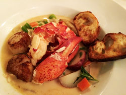 Seafood Stew – Highlands Bar and Grill Photo
