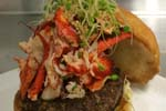 flip burger july burger of month surf and turf