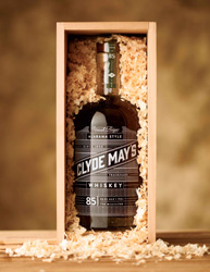 clyde may whiskey
