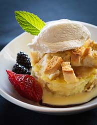 abhi bread pudding