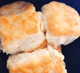 dyron's biscuits