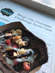chocolate taco magic city chocolate challenge