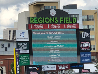 regions field jan walsh