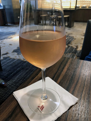 marre and allen secret Pesquie rose wine