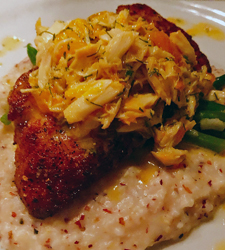 dyron's red snapper