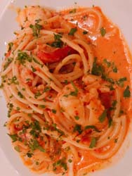bottega spaghetti lobster