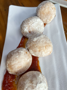 iron city grill donut holes