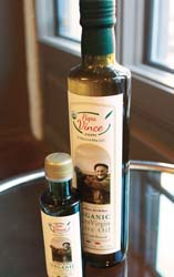 papa vince olive oil review Jan Walsh